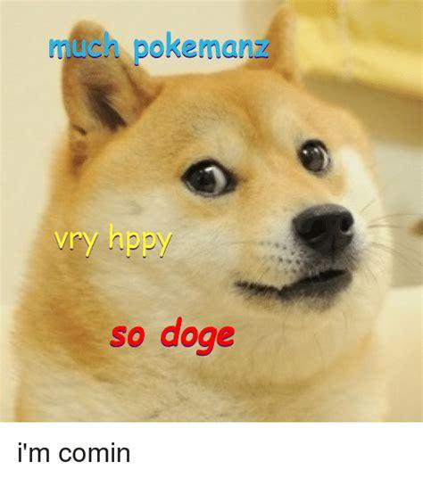 So Doge Meme - pics for gt doge pokemon