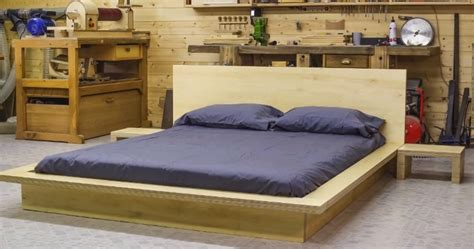 plywood japanese style tatami bed