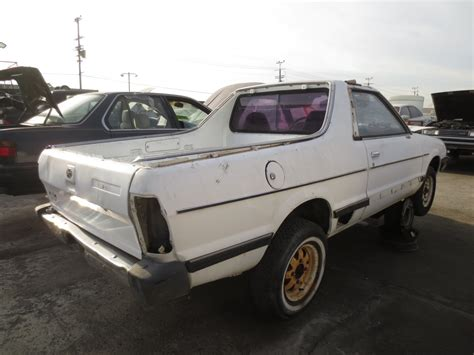 subaru brat junkyard find 1982 subaru brat the truth about cars