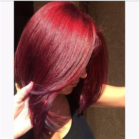 wedding hair red newhairstylesformen2014com 25 best ideas about burgundy plum hair on pinterest