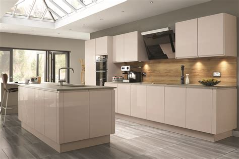 stylish new kitchen scheme from caple kitchen sourcebook