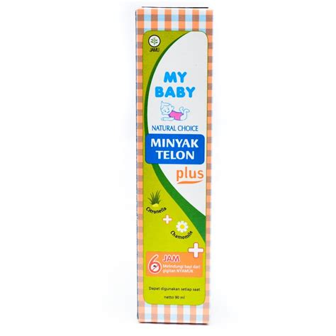 Mybaby Minyak Telon Plus 90ml jual my baby minyak telon plus 90ml prosehat