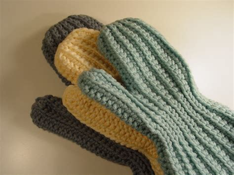 Pattern Crochet Mittens | search results for free crochet mitten patterns