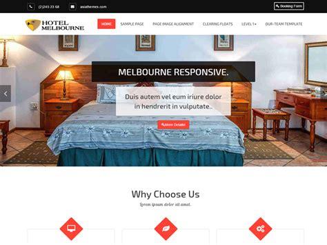 theme hotel melbourne theme directory free wordpress themes