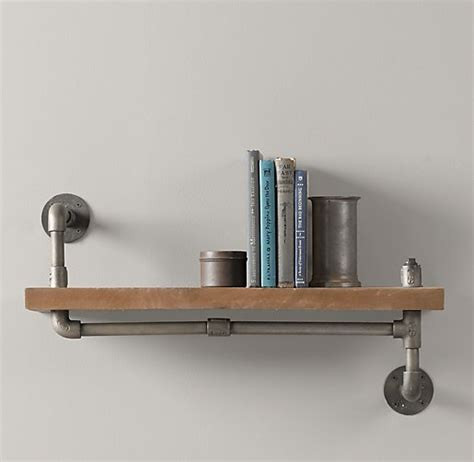 industrial pipe shelf