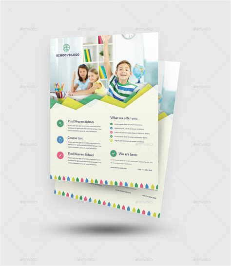education flyer templates education flyer by rtralrayhan graphicriver