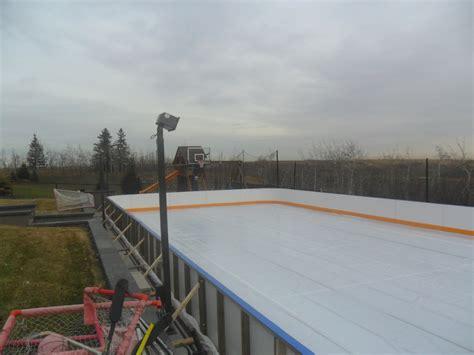 backyard rink boards triyae com backyard rink boards various design