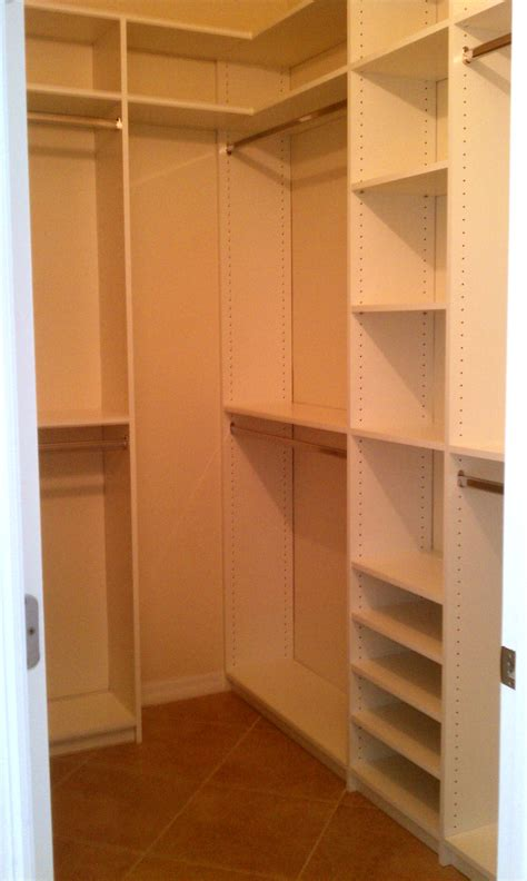 Organizing Master Bedroom Closet » New Home Design