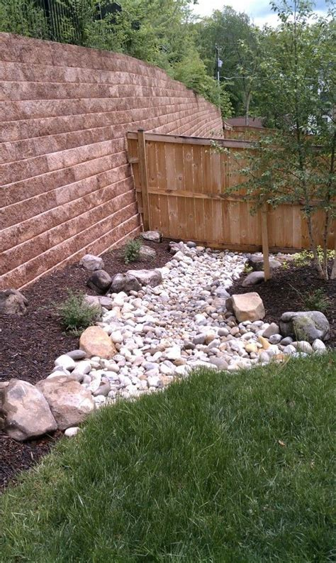 backyard drainage design backyard drainage swale outdoor furniture design and ideas