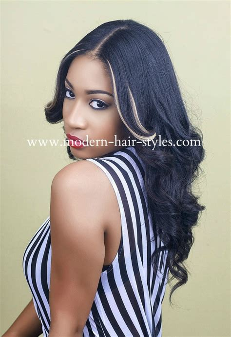sewins for black women black women hairstyles partial sew in leave out jpg 601