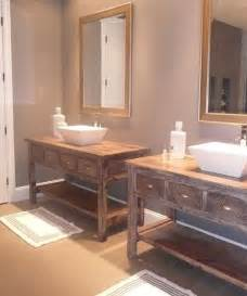 vanities rustic bathroom vanities barnwood vanities