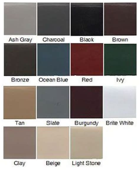 paint colors that match brown house paint color guide house paint colors to match the roof