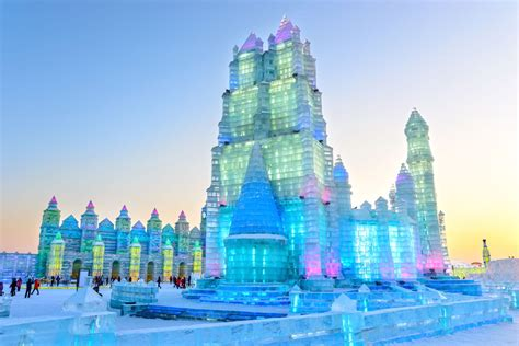 harbin ice festival 15 of the best festivals in the world road affair