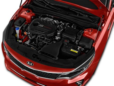 Kia Optima Engine Image 2016 Kia Optima 4 Door Sedan Sx Turbo Engine Size