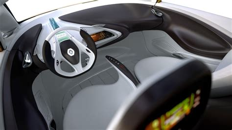 renault concept interior renault r space concept interior car body design