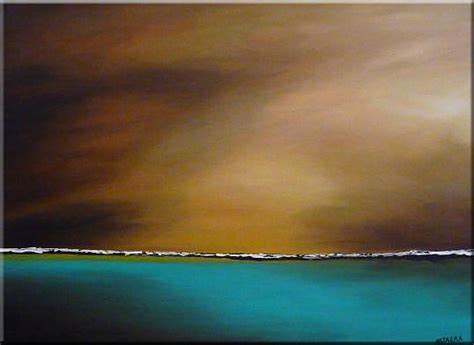 original abstract original abstract landscape painting modern sold