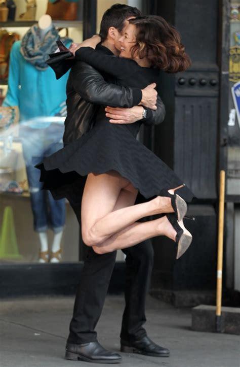 Milla Jovovich Wardrobe by Milla Jovovich Suffers Wardrobe Filming