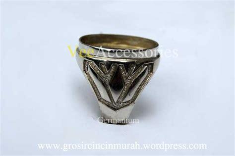 Grosir Kalung Titanium Jakarta gagah dengan cincin germanium grosir cincin murah