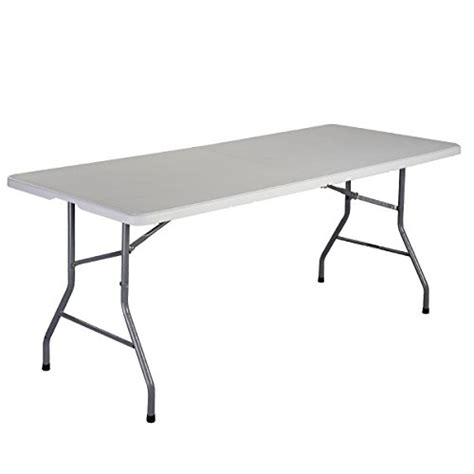 Plastic Folding Dining Table Giantex 6 Folding Table Portable Plastic Indoor Outdoor Picnic Dining C Tables
