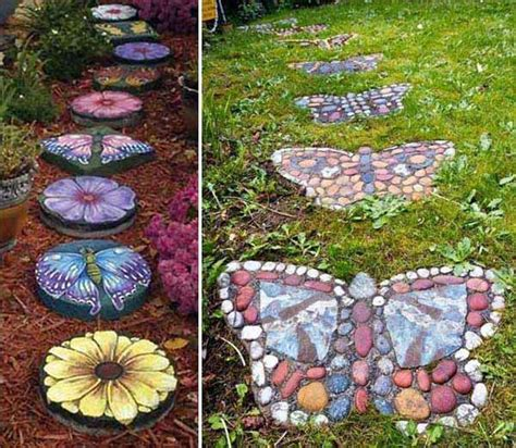 Garden Decorations Ideas 26 Fabulous Garden Decorating Ideas With Rocks And Stones