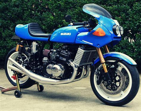 Suzuki Gt 750 Suzuki Gt750 Custom Endurance Racer