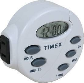 how to set digital christmas light timer timex tx12874x easy set digital timer for lights l new ebay
