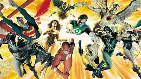 justice league mortal concept art for george miller s justice league mortal film