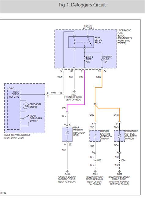 2002 chevy impala rear defrost wiring diagrams free of radio diagram gif fit u003d1600 2c1122 rear window defroster my rear window defroster is not working