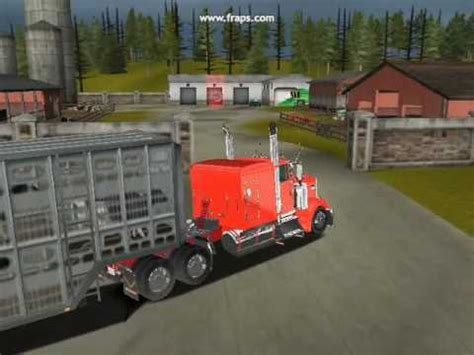 Play Free Strongest 18 Wheels Truck 18 Wheels Of Steel Haulin Play