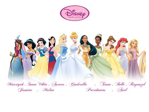 new disney princess line up disney princess fan art