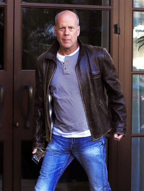 Bruce Willis Seen Out With by Bruce Willis Photos Photos Bruce Willis Out And About In