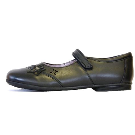 black leather school shoes start rite black leather school shoes thea g