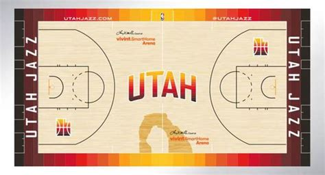 utah jazz colors utah jazz deliver gift to state by unveiling new