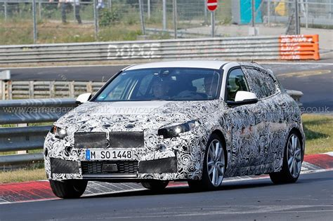 front wheel drive bmw new front wheel drive bmw 1 series spied winter testing by