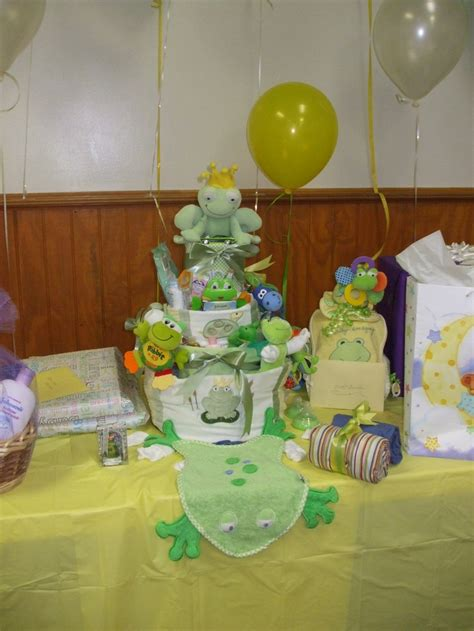 Frog Baby Shower by 128 Best Baby Shower Frog Prince Theme Images On