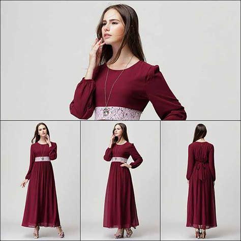 Longdress Import Hq13005 dress cantik import 2016 model terbaru jual murah import kerja