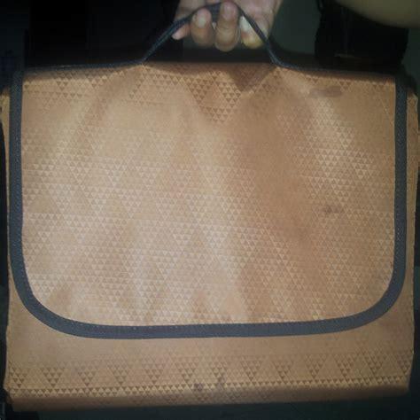 Tikar Lipat Plastik tikar lipat praktis tikar jinjing atau tenteng kip s style