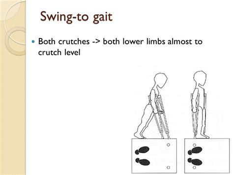 swing gait متخصص طب فیزیکی و توانبخشی ppt video online download