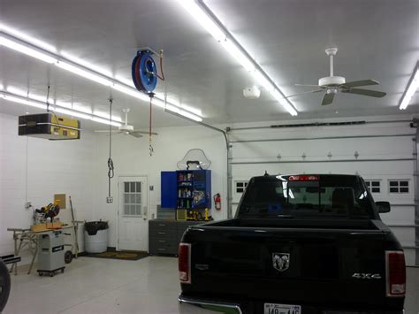 Garage Lighting Image Gallery Led Garage Lighting