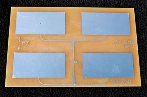 printed circuit board antennas commercial  hobby antennas