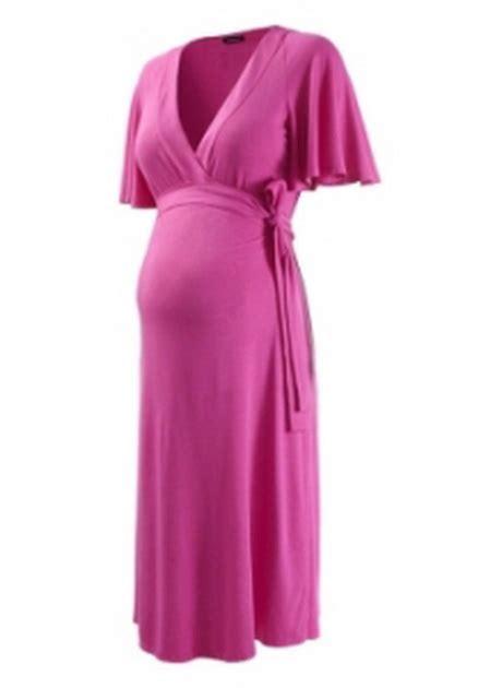 Rn Dress Stephy Hitink pink maternity dress