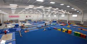 Gray Carpet Gymnastics Dollamur Mats