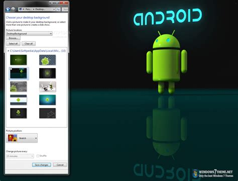 themes for windows 7 android android windows 7 theme download