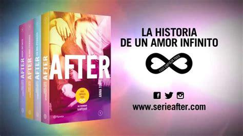 libro agualuna ala delta serie serie after anna todd la historia de un amor infinito mis libros favoritos youtube