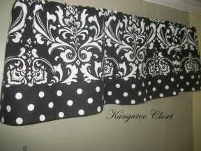 Black And White Valance The World S Catalog Of Ideas