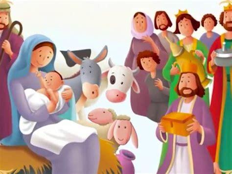imagenes del nacimiento de jesus para niños el nacimiento de jes 250 s para ni 241 os youtube