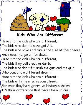 Inspirational Teacher Poems