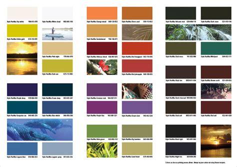 style pasifika resene colour palette