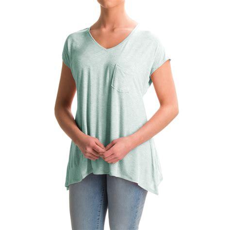 swing shirts lilla p soft draped swing shirt for women