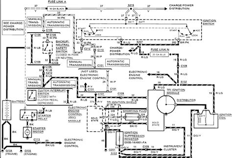 90 ford mustang wiring diagram get free image about